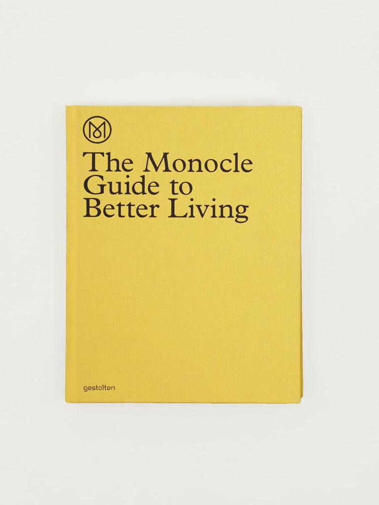 The 3 Absolute Best Tips from Monocle's Guide to Better Living