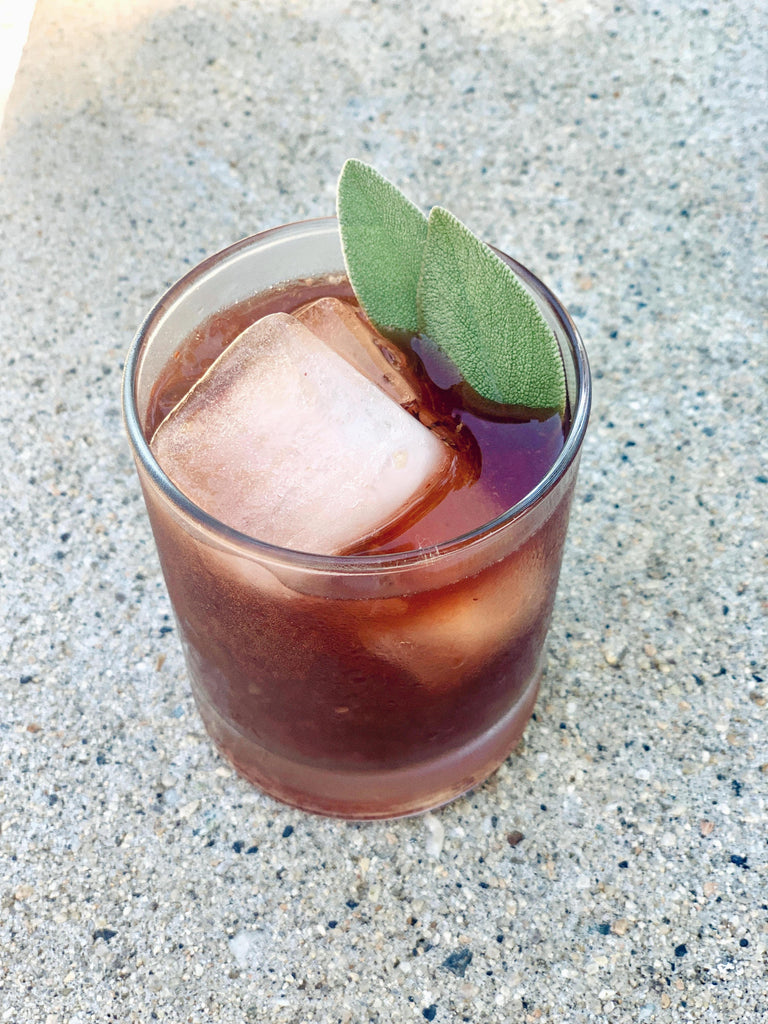 BrightRx: YOLA Mezcal's Bramble with RAPTURE