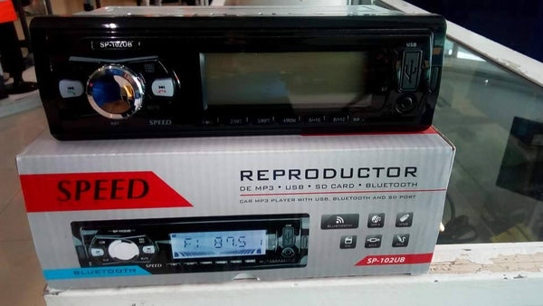 ESTEREO SPEED SP102UB