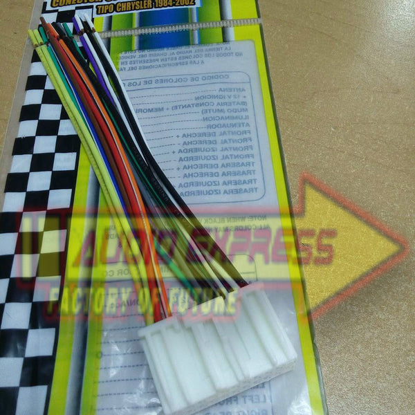 CONECTOR C/CABLES CHRYSLER DODGE