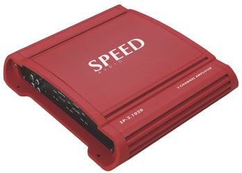 AMPLIFICADOR SPEED 2 CANALES SP21020