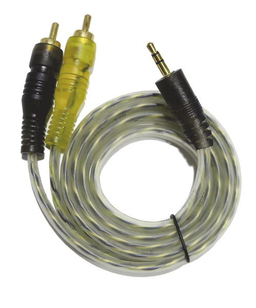 CABLE RCA A 3.5  AUDIOBAHN 90 CMS  ARCA090F