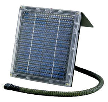 Load image into Gallery viewer, 12 Volt Solar Charger for Wildlife Feeders