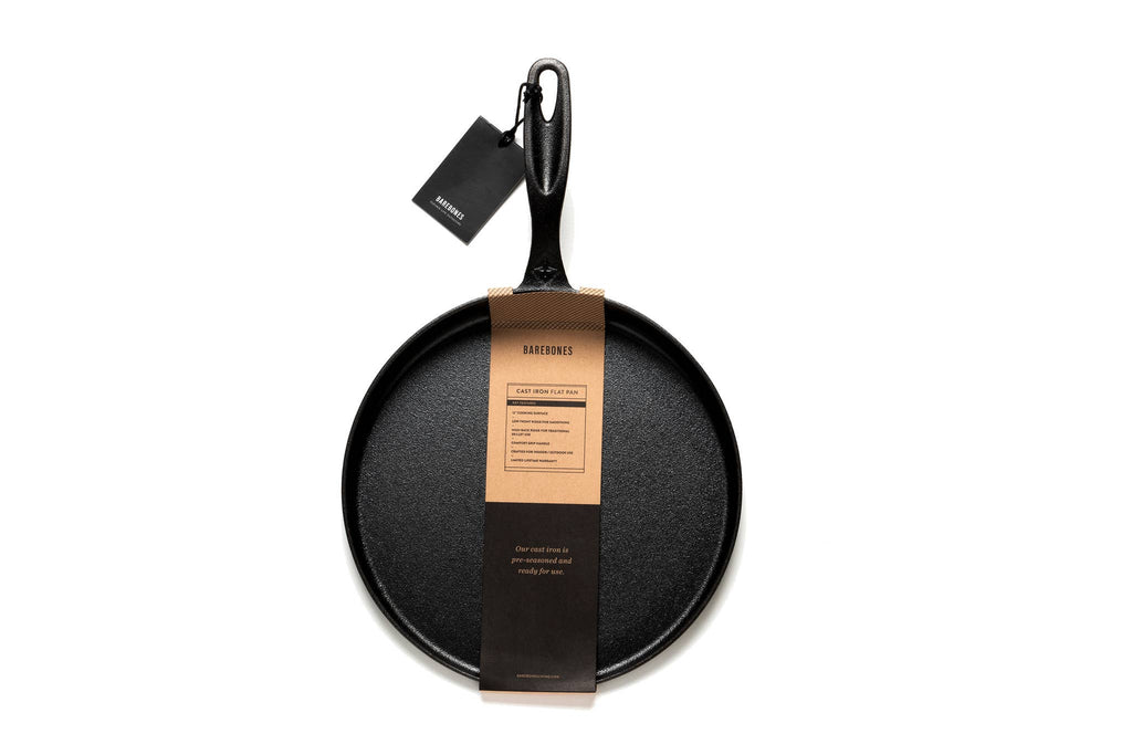 Barebones Living - Cast Iron Flat Pan