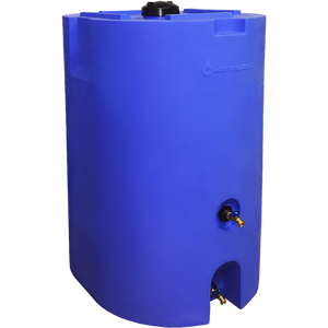 Emergency Water Storage Tanks 160 gallon