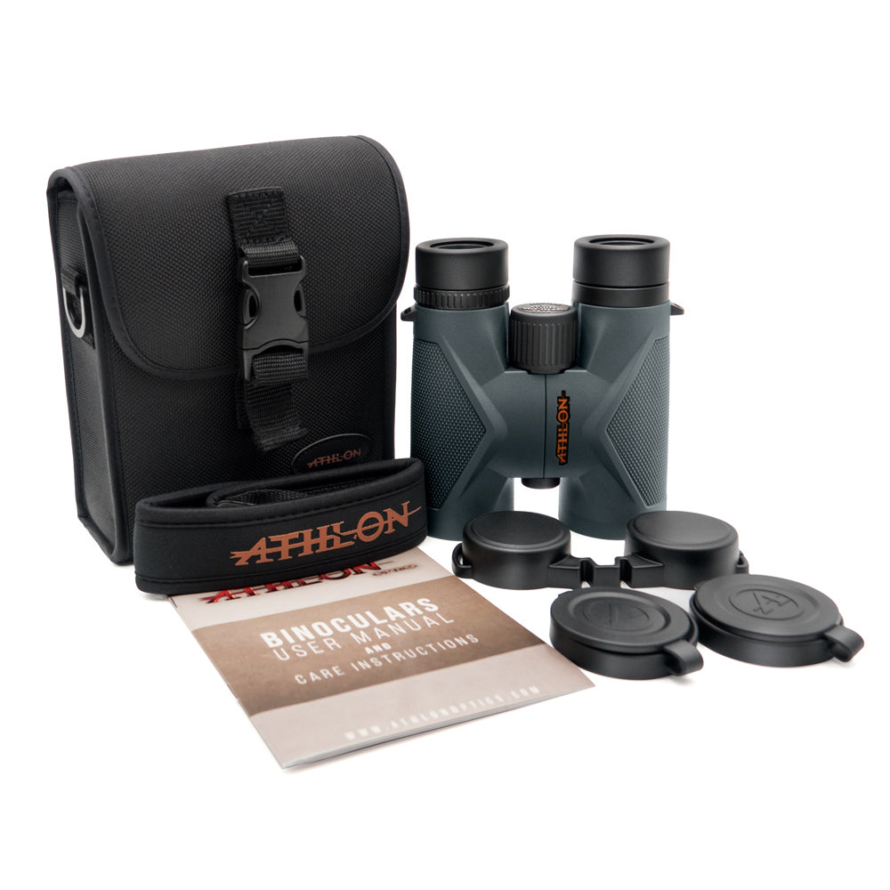 Midas 8×42 Athlon Optics Binoculars