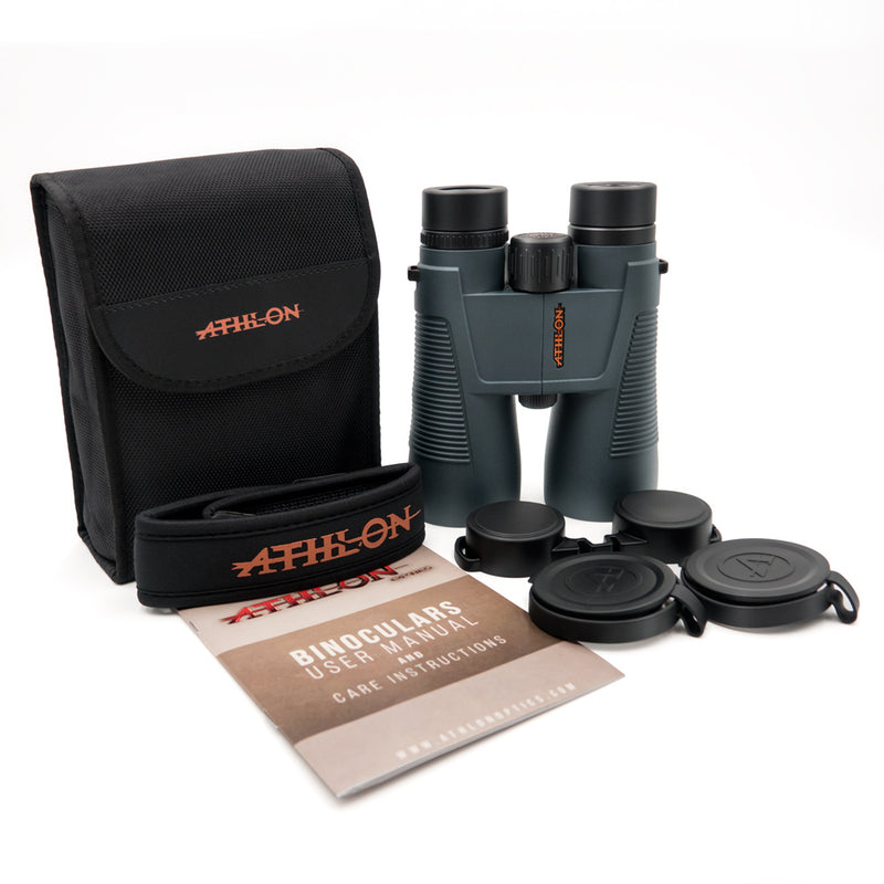 Talos 10X50 Athlon Optics Binoculars