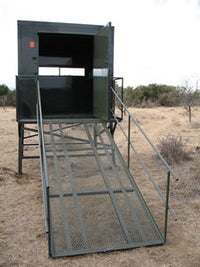 Handicap Accessible Blinds Texas Wildlife Supply TWS Handicap Blinds