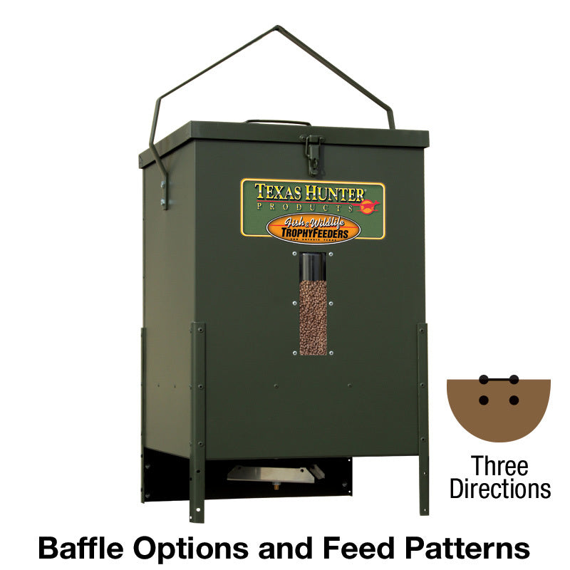 Hanging Fish & Wildlife Feeder
