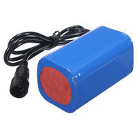 MUQGEW 8.4V 6400mAh Rechargeable 4x 18650 Battery Mylo Sports & Outdoor