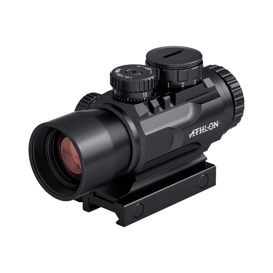 Midas BTR PR31 Athlon Optics red dots