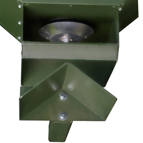 50 lb. Road Feeder with Wireless Remote Control