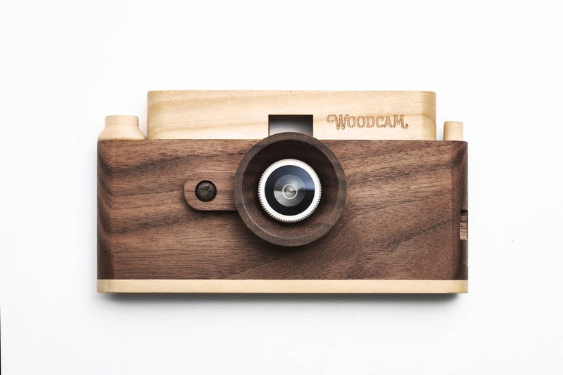 Father's Factory - Wooden Digital Camera - Classical One-8 Megapixels