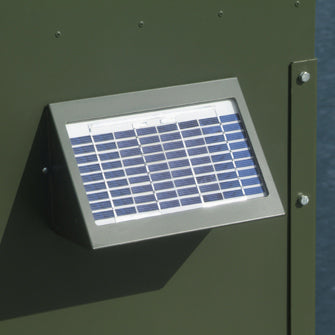12 Volt 2 Watt Solar Charger for Directional Feeders