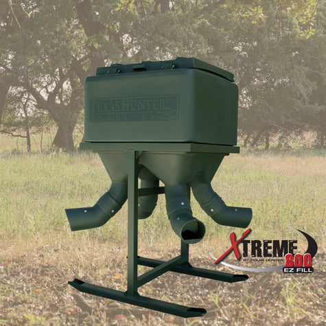 TEXAS HUNTER 600 LB. XTREME PROTEIN FEEDER