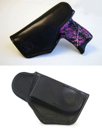 HIGH-RIDE QUICK, CLICK & CARRY HOLSTER (3 COLORS AVAILABLE) JM4 Tactical Holsters