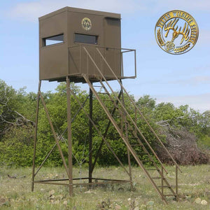 Monster Deer Blinds Texas Wildlife Supply TWS Deer Blinds