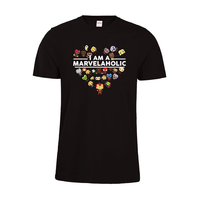The Marvelaholic T-Shirt