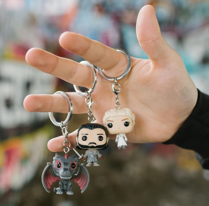 The Throne Keychains