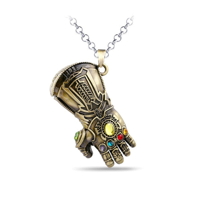 Infinity War Necklace