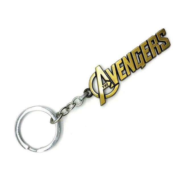 The Heroes Keychain