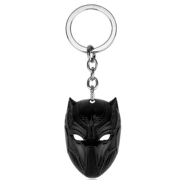 The Panther Keychain