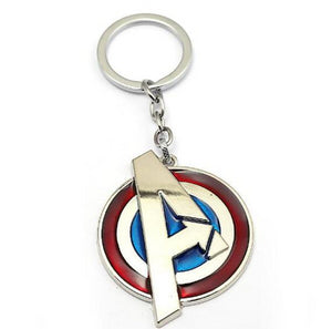 "The ""A"" Keychain"