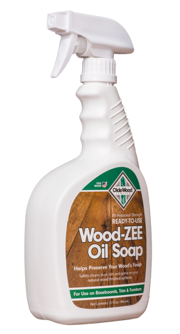 Wood-ZEE Oil Soap