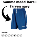 Man Shorts - Navy - Web - Restsalg