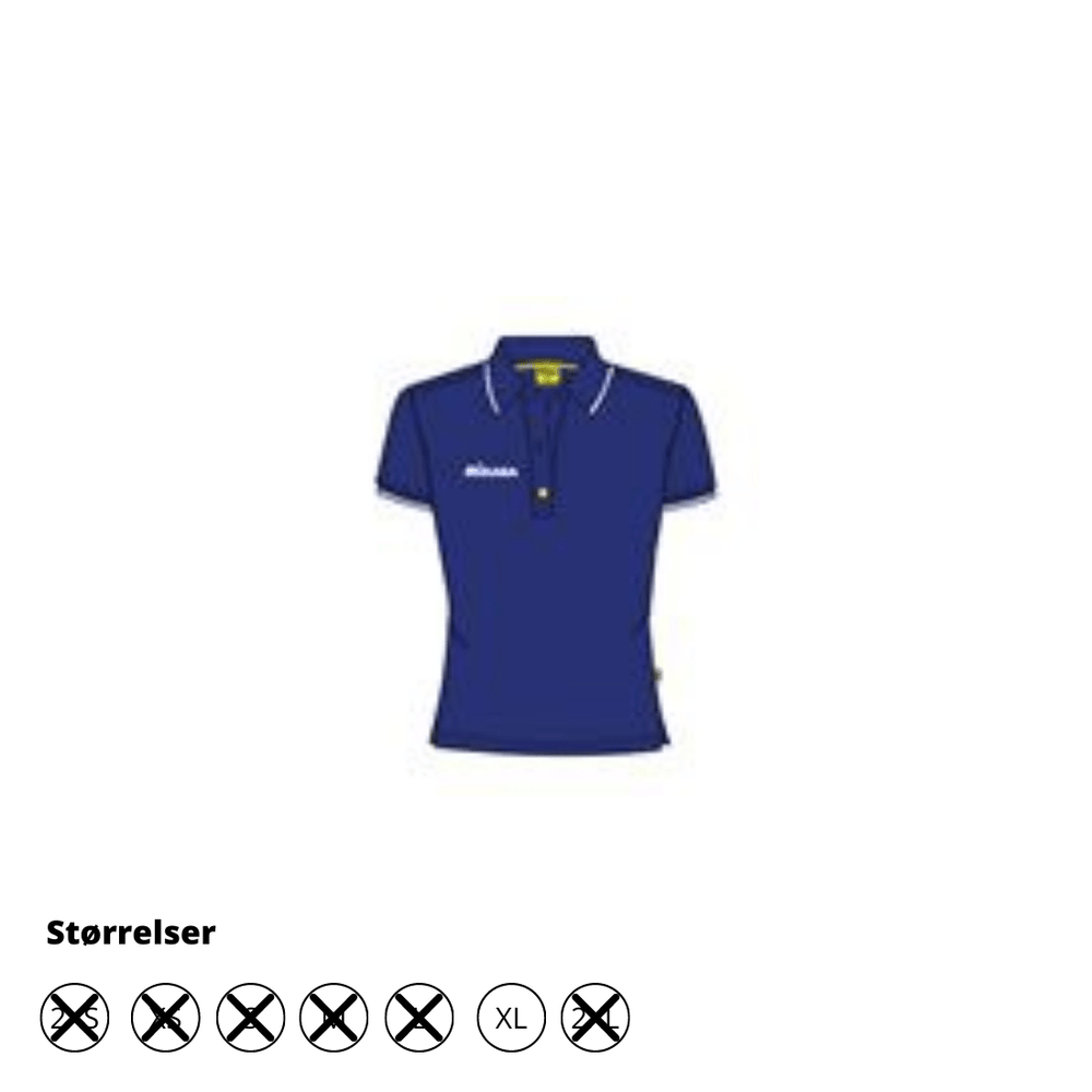 Woman Polo - Navy - Ema - Restsalg