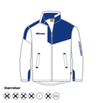 Man Poly Track Jacket full zip - Inagi - restsalg