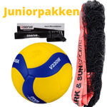 Havesæt til volleyball