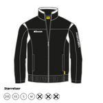 Man Poly Track Jacket full zip - Koin - Restsalg