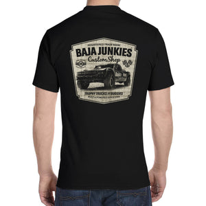 Baja Junkies Custom Shop T-Shirt