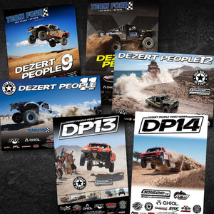 Dezert People 9-14 poster pack