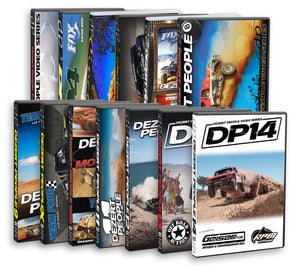 Dezert People Video Series Box Set