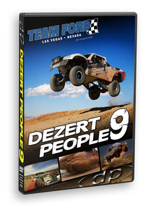 DP9 - Dezert People 9
