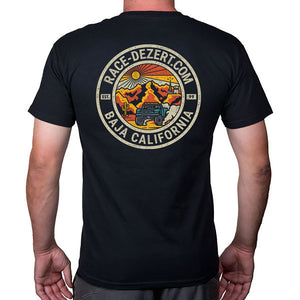 Race-Dezert Badge Shirt