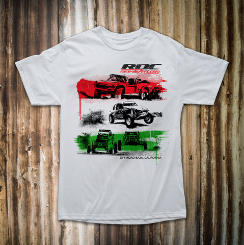 RDC DIRTY BAJA T-SHIRT