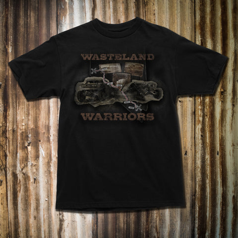 RDC Wasteland Warriors T-Shirt