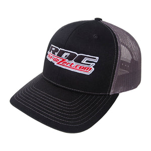 RDC Black & Gray Trucker Hat