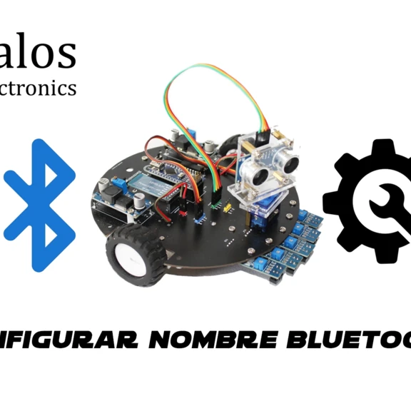 Cambiar nombre kit bluetooth