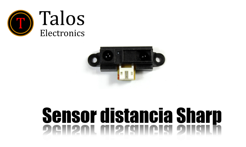 Sensor de distancia Sharp