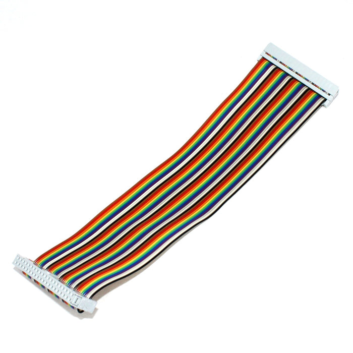 Cable GPIO 40 Pines Color 20cm