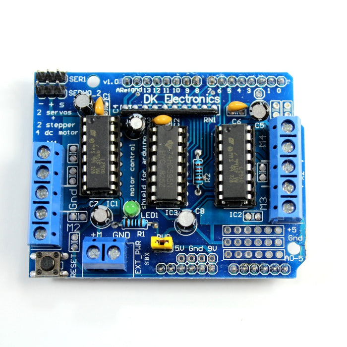 Arduino Shield L293D