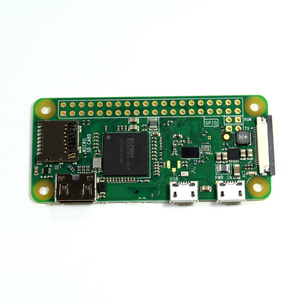 Raspberry Pi Zero W WIFI & Bluetooth