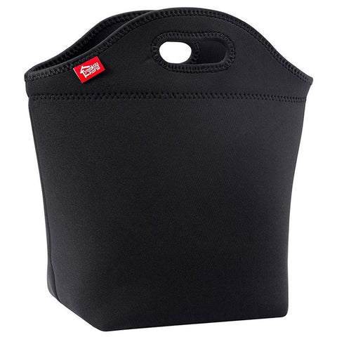 Insulated Lunch Bag - Large - Larege Black