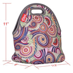 Insulated Lunch Bag - Small - Classic Paisley