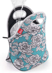 100% Waterproof Lunch Bag -Floral