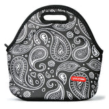 Insulated Lunch Bag - Small - Paisley